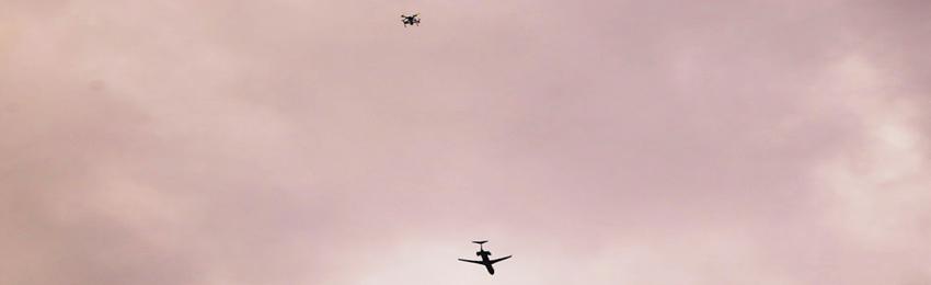 Droonidest ja drooninduse seadustamisest