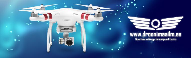 Vingeim jõulukink on droon :-)