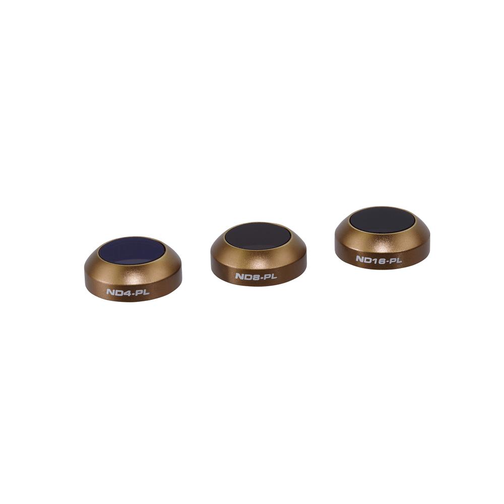 Polar Pro ND Neutral Density Filters for DJI Mavic (VIVID – Cinema Series)