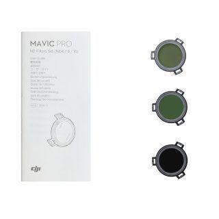 DJI Mavic Pro ND Filters Set