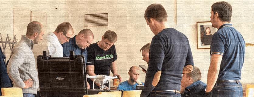 """29´ndal novembril 2017 toimub järgmine Droonikoolitus """"Basic"""""""