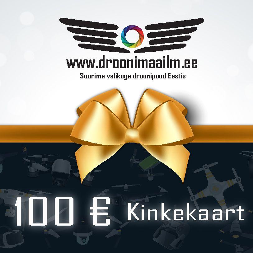 Kinkekaart – 100 eur