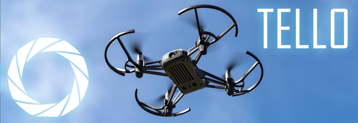 TELLO – uus mini-droon sobib kõigile