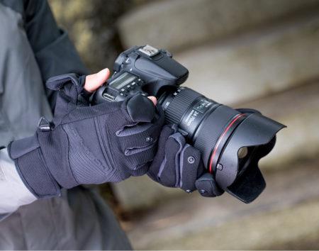 Fotograafi kindad