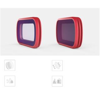 PGYTECH Filter 3pcs SET (Professional) (CPL ND8 ND16) for DJI Osmo Pocket