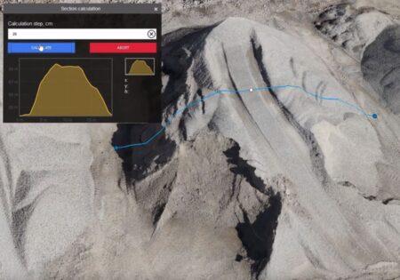 SiteView - Ehitusaegne aeromõõdistamise andmetel põhinev ülevaade.