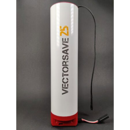 VECTORSAVE™25 SYSTEM WITH PARACHUTE FOR 5-6KG MULTICOPTER OR FIXED WING