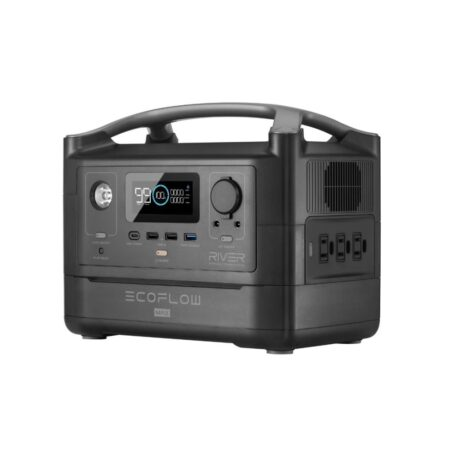 POWER STATION RIVER MAX 576WH/1ECOR603 ECOFLOW