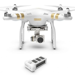 Phantom 3 Professional with extra P3 battery-1200x800