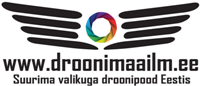 droonimaailm.ee logo