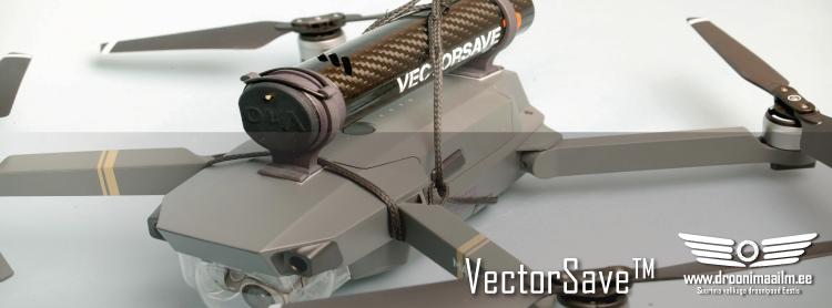 VectorSave™ – maailma unikaalseim drooni langevarjusüsteem
