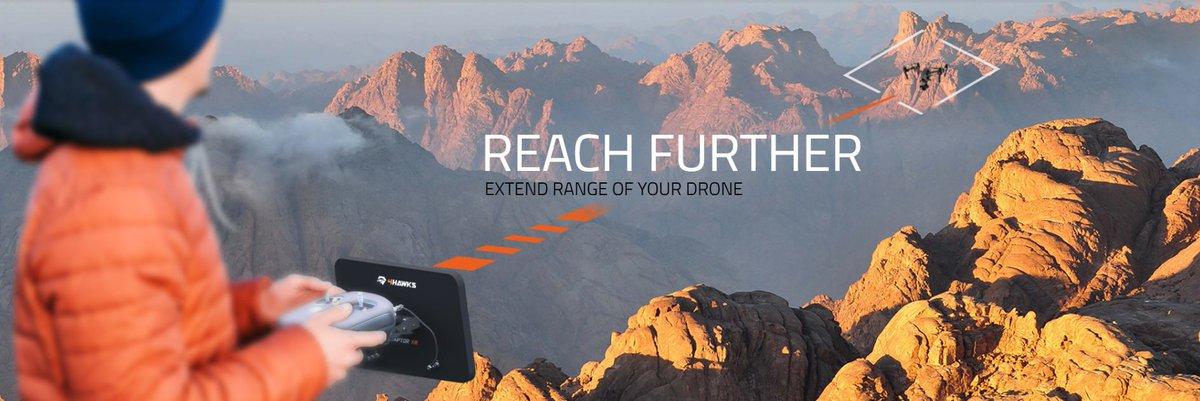Drooni leviulatuse tõstmine signaalivõimendiga on kasulik, aga paneelantennide tööpõhimõte on erinev