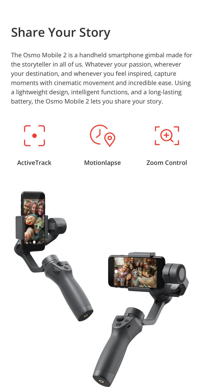 DJI Osmo mobile2